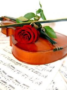 Francesca Dego Federica leva violino