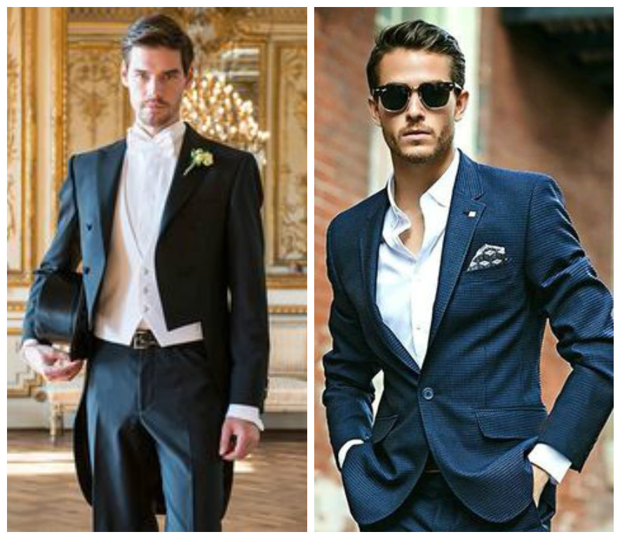 outfit uomo matrimonio 1